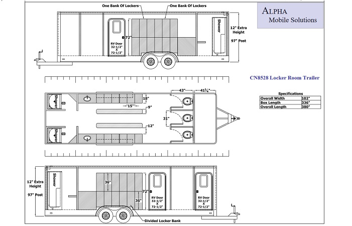 Portfolio ALPHA Misc. Locker Trailers 700x450
